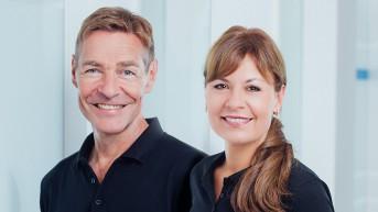 Hans-Joachim Beer und Dr. Jasmin Volmerhaus-Beer